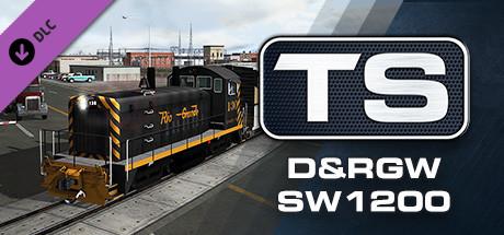 Train Simulator: D&RGW SW1200 Loco Add-On