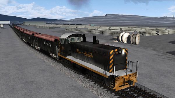 скриншот Train Simulator: D&RGW SW1200 Loco Add-On 5