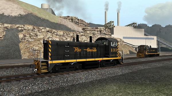 скриншот Train Simulator: D&RGW SW1200 Loco Add-On 3