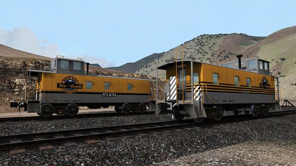 скриншот Train Simulator: D&RGW SW1200 Loco Add-On 2