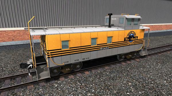 скриншот Train Simulator: D&RGW SW1200 Loco Add-On 4