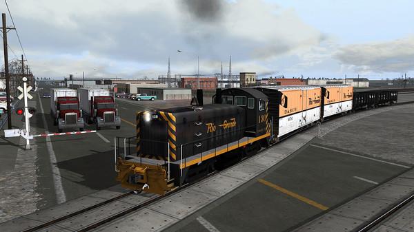 скриншот Train Simulator: D&RGW SW1200 Loco Add-On 0
