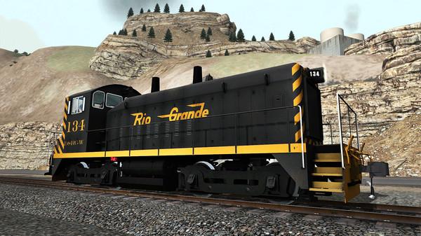 скриншот Train Simulator: D&RGW SW1200 Loco Add-On 1