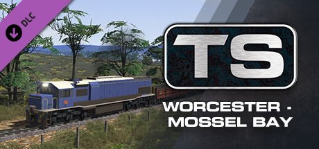 Train Simulator: Worcester - Mossel Bay Railway Route Add-On
