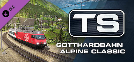 Train Simulator: Gotthardbahn Alpine Classic: Erstfeld – Bellinzona Route Add-On