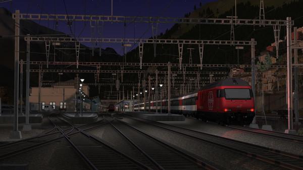 скриншот Train Simulator: Gotthardbahn Alpine Classic: Erstfeld – Bellinzona Route Add-On 1