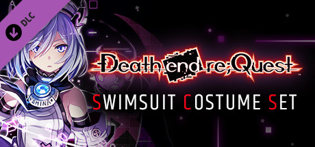 Купить Death end re;Quest Swimsuit Costume Set (DLC)