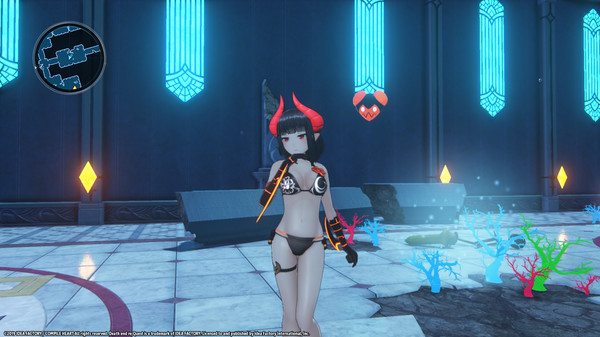 Death end re;Quest Swimsuit Costume Set (DLC)