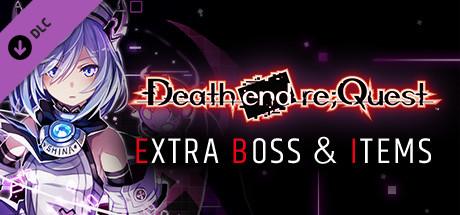 Купить Death end re;Quest Extra Boss & Items (DLC)