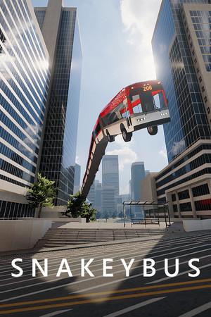 Snakeybus poster image on Steam Backlog