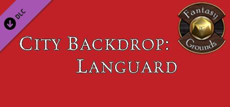 Fantasy Grounds - City Backdrop: Languard (5E)