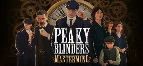 Peaky Blinders: Mastermind cover art
