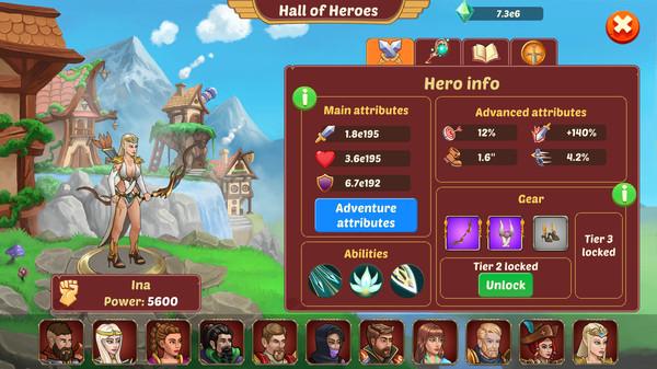 Firestone Idle RPG Image 1