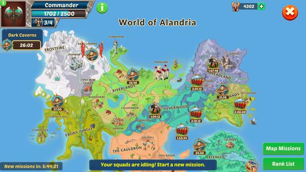 Firestone Idle RPG Image 2