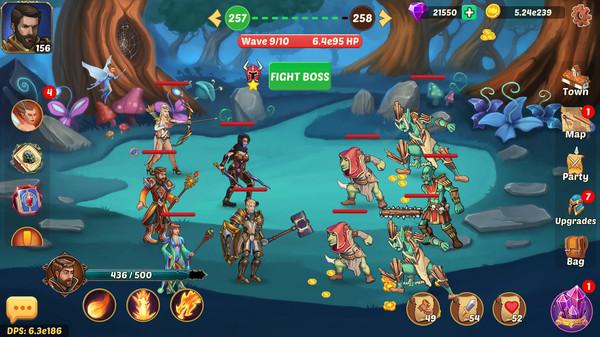 Firestone Idle RPG Image 0
