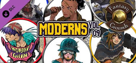 Fantasy Grounds - Moderns, Volume 9 (Token Pack)