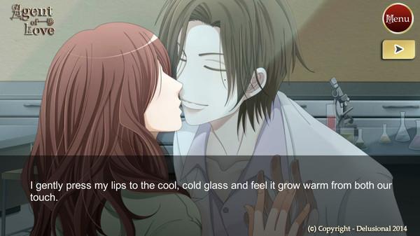 Agent Of Love - Josei Otome Visual Novel