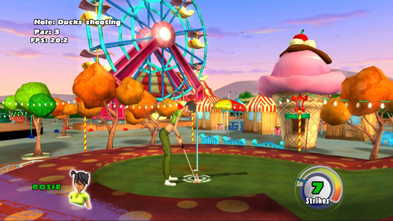Mini golf games free. download full version