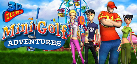 Купить 3D Ultra™ Minigolf Adventures