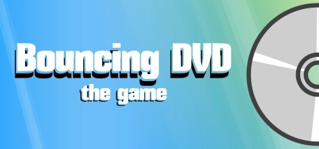Bouncing DVD : The Game cover art