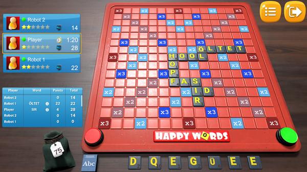 Happy Words