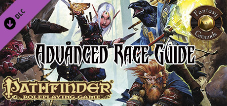 Fantasy Grounds - Pathfinder RPG - Advanced Race Guide (PFRPG)