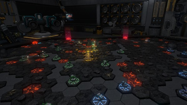 Hex Defense Screenshot
