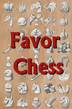 Favor Chess poster image on Steam Backlog