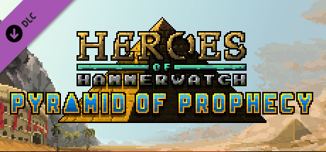 Heroes of Hammerwatch Pyramid of Prophecy PC-SiMPLEX
