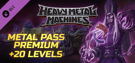 HMM Metal Pass Premium Season 3 + 20 Levels