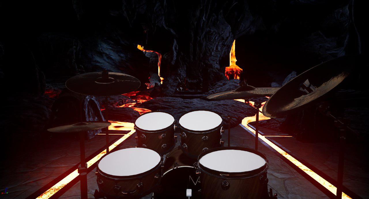 What's On Steam - DrumBeats VR