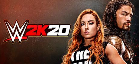 WWE 2K20 Originals Capa