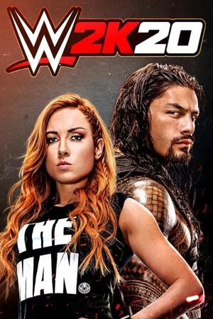 WWE 2K20 poster image on Steam Backlog