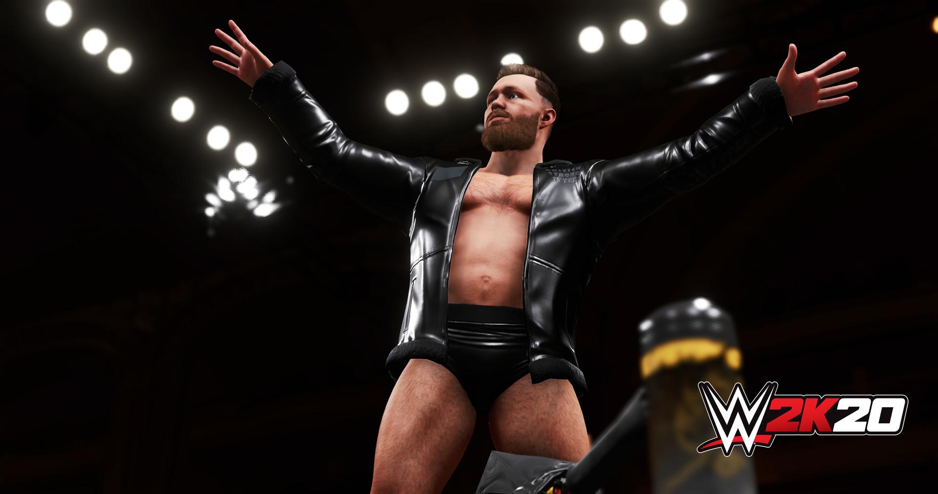 WWE 2K20 [2019|Eng|Multi6]