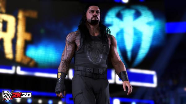 WWE 2K20 Steam