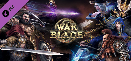 War Blade: Hero Pack - Riffa, Chiron 2019 pc game Img-3
