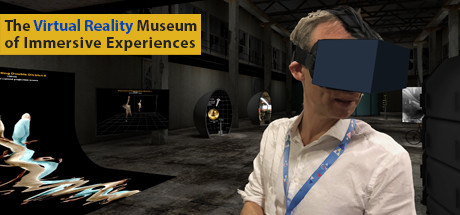 D Virtual Reality Exhibition : Virtual and augmented reality lab university library