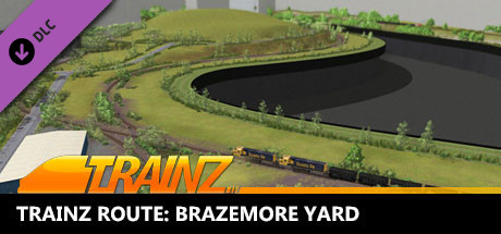 Купить Trainz 2019 DLC: Brazemore Yard