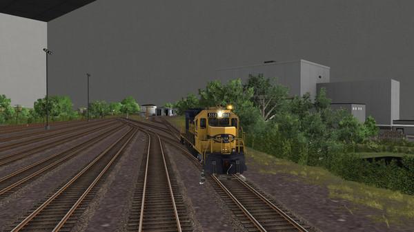 Trainz 2019 DLC: Brazemore Yard