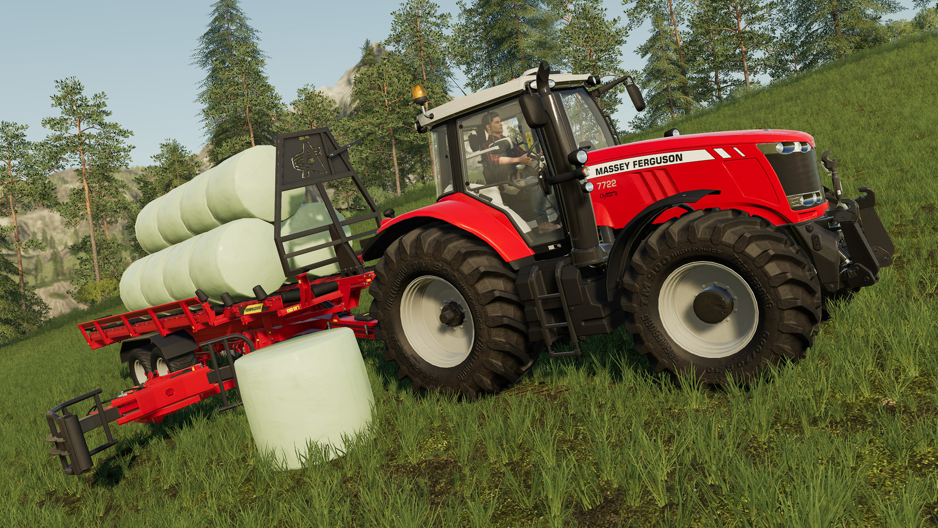 Farming Simulator 19 - Anderson Group Equipment Pack