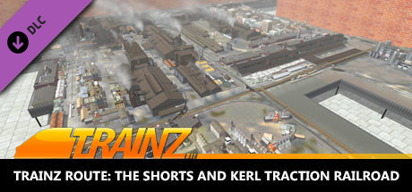 Купить Trainz 2019 DLC: The Shorts and Kerl Traction Railroad