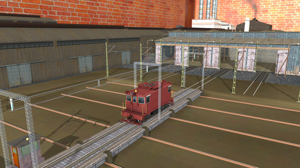 Trainz 2019 DLC: The Shorts and Kerl Traction Railroad