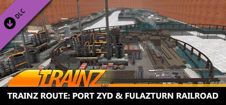 Купить Trainz 2019 DLC: Port Zyd & Fulazturn Railroad