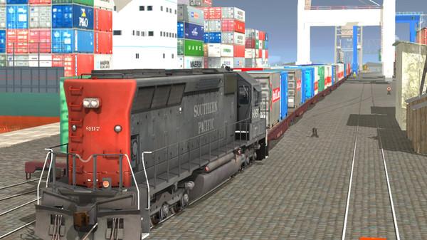 Trainz 2019 DLC: Port Zyd & Fulazturn Railroad