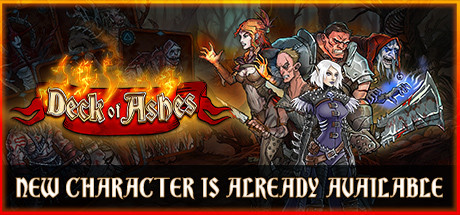 Deck of Ashes Capa