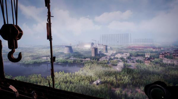 скриншот Chernobylite 2