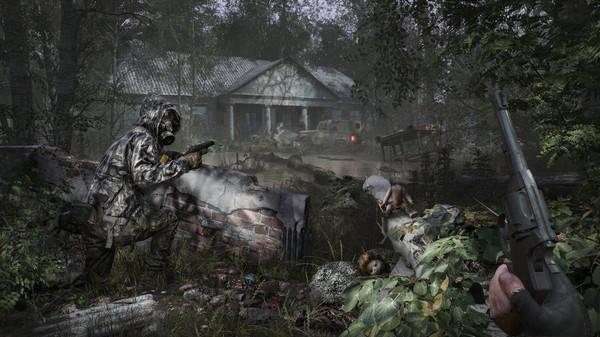 скриншот Chernobylite 6