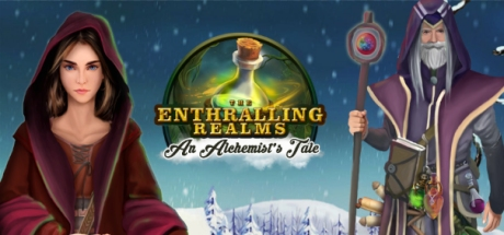 The Enthralling Realms: An Alchemist's Tale cover art