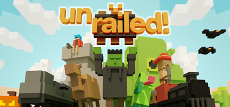 Unrailed! on Steam