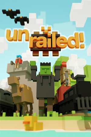 Unrailed! poster image on Steam Backlog